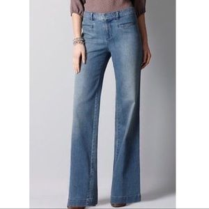Ann Taylor LOFT Modern Trouser Jeans